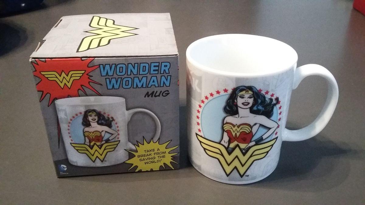Le mug Wonder Woman