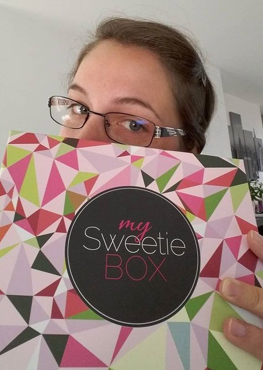 Test produit: My sweetie box