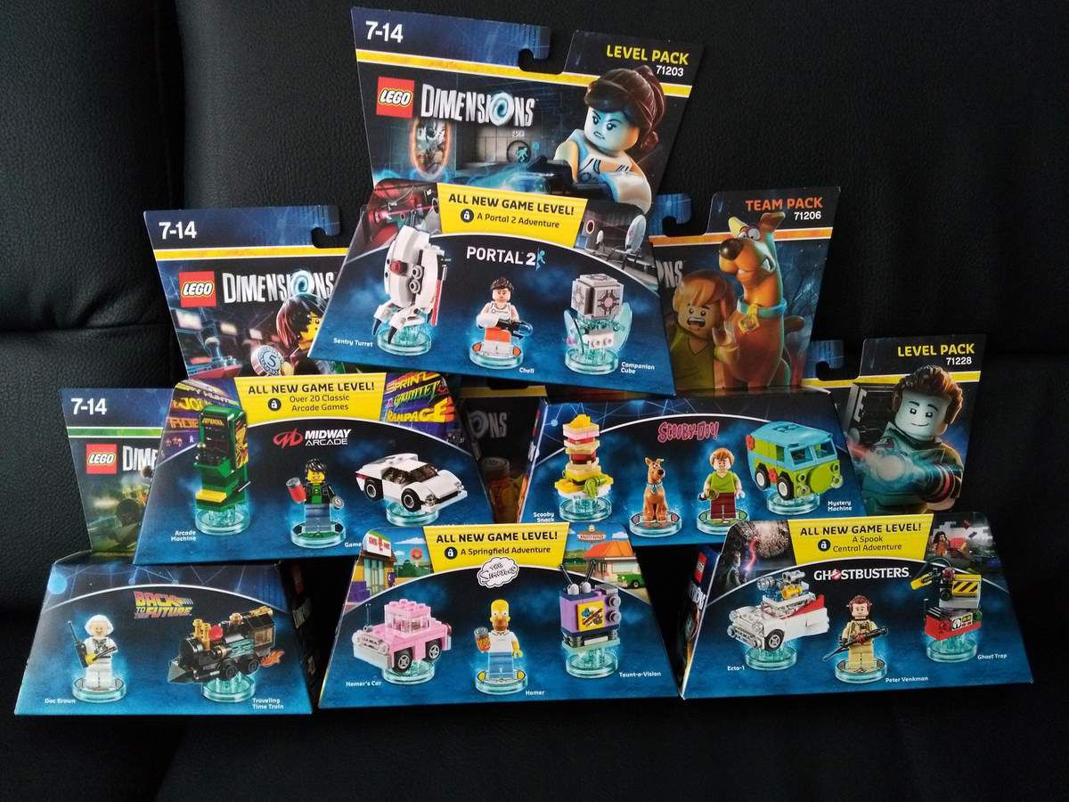news] grosse promo lego dimensions sur cdiscount - my minifigs life
