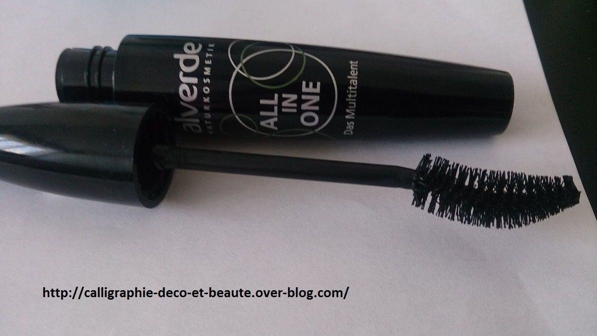 mascara All in one 10 Alverde