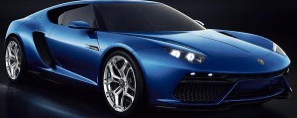 La Lamborghini Asterion