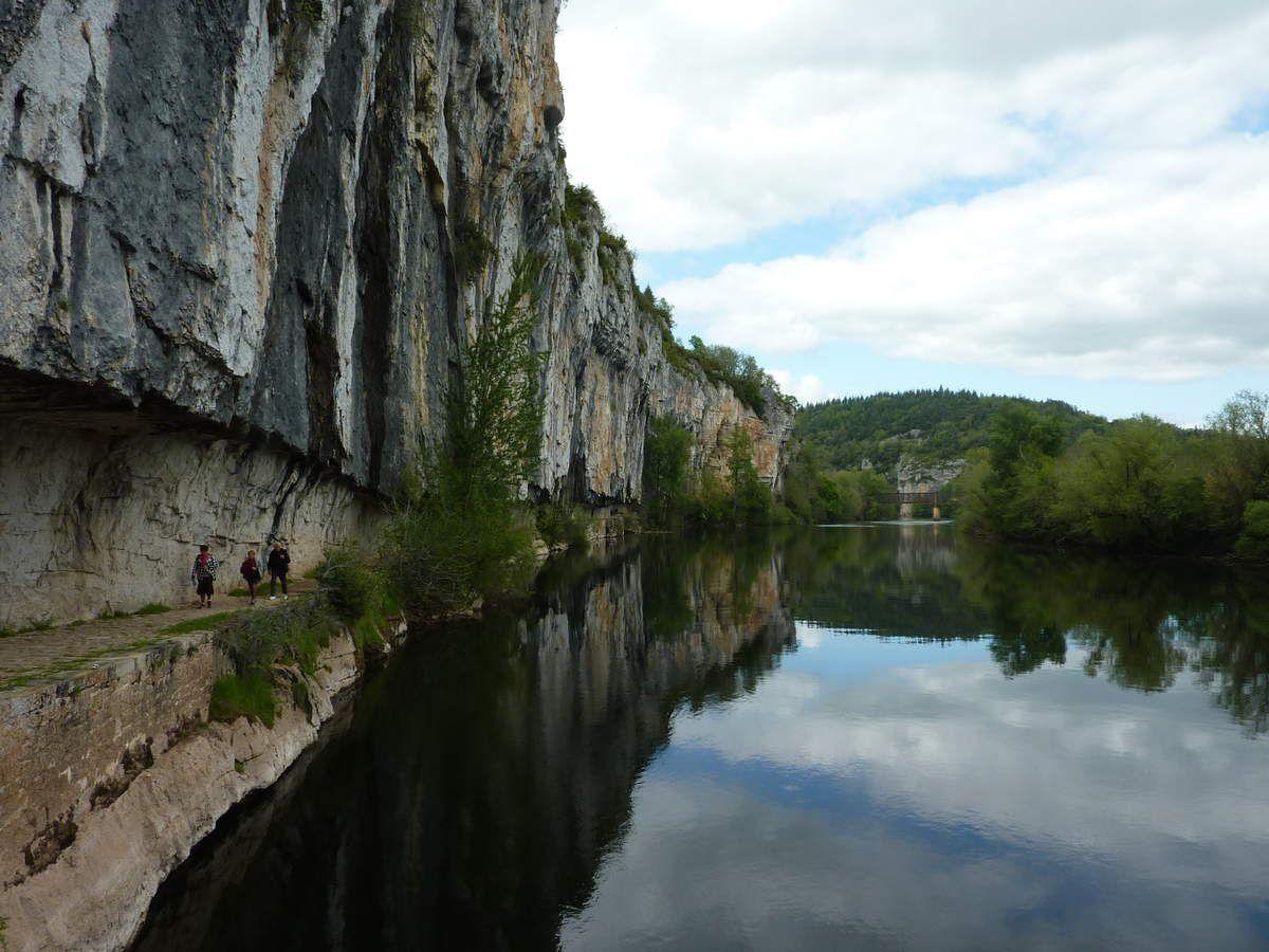 11 - 1er Parcours 2017 - 3 jours - Cahors, Le lot, Le Célé