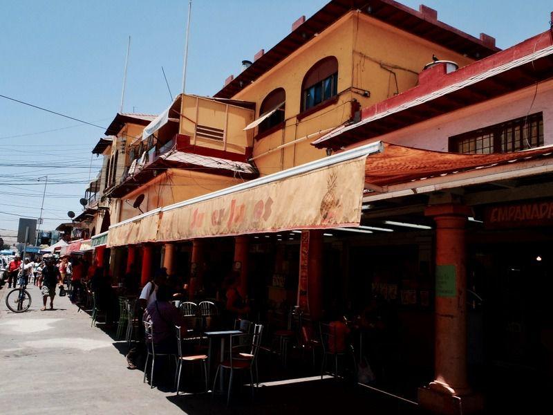 De Calama à Iquique