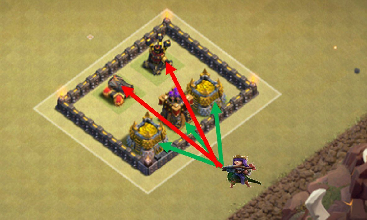 Clash Of Clans Hdv 9 Gdc Choice Image Diagram Writing