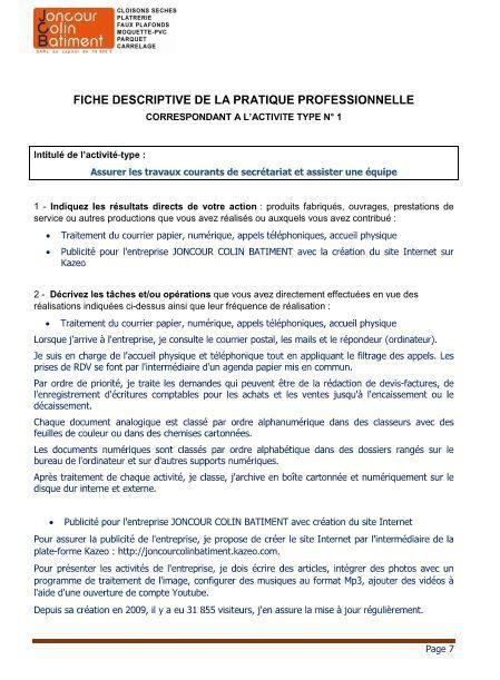 Accueil téléphonique et physique - PUB - Site internet