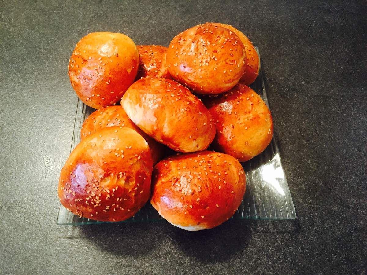 Petites boule de pain