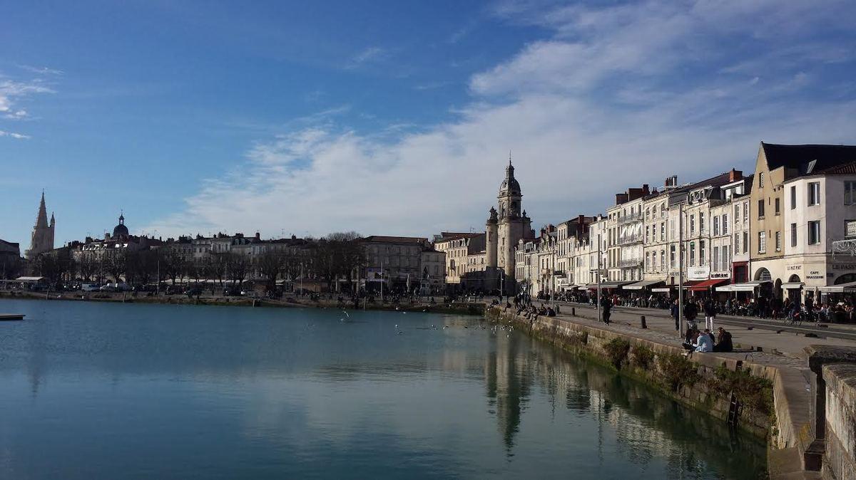 Marathon en duo de la Rochelle 2016