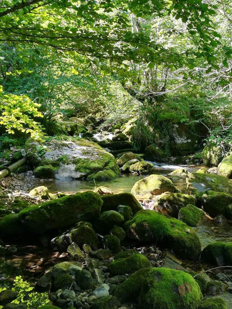 La randonnée c'est pas du running mais c'est du sport ! où ? ici ! A&quot&#x3B;Los desfiladeros de los Arrudos&quot&#x3B; dans &quot&#x3B;El Parque Natural de  Redes&quot&#x3B;, région Asturias, Espagne.