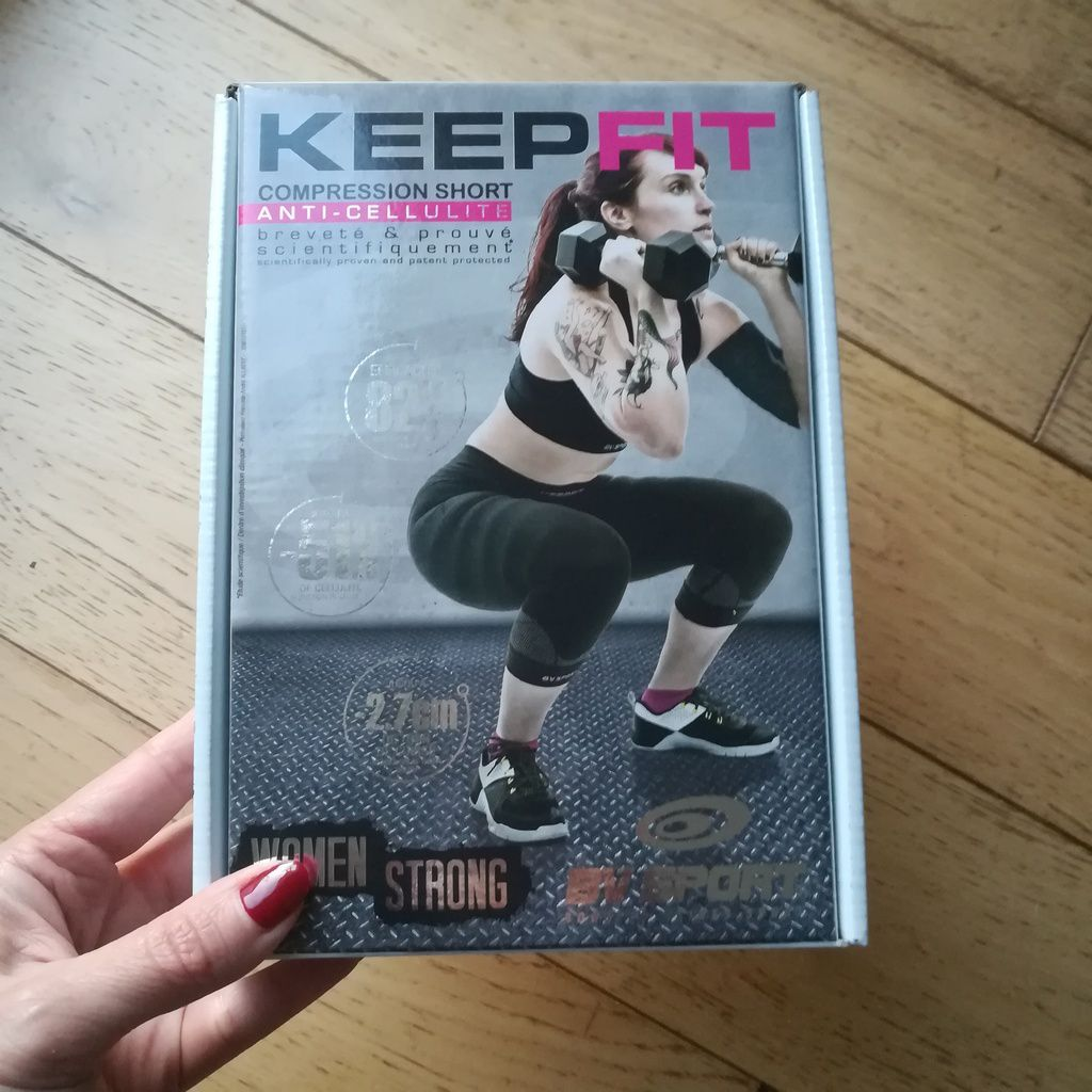 keepfit anti cellulite