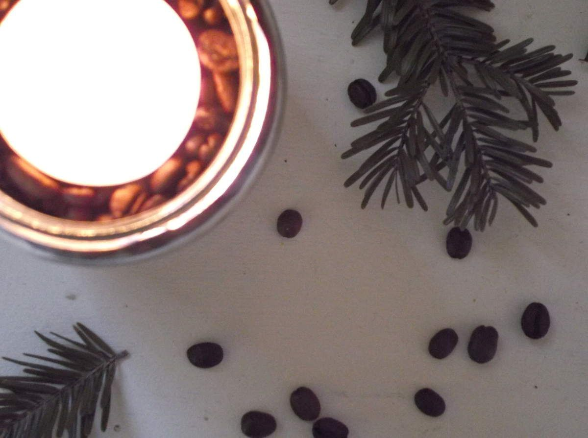 DIY : Bougie pur Arabica