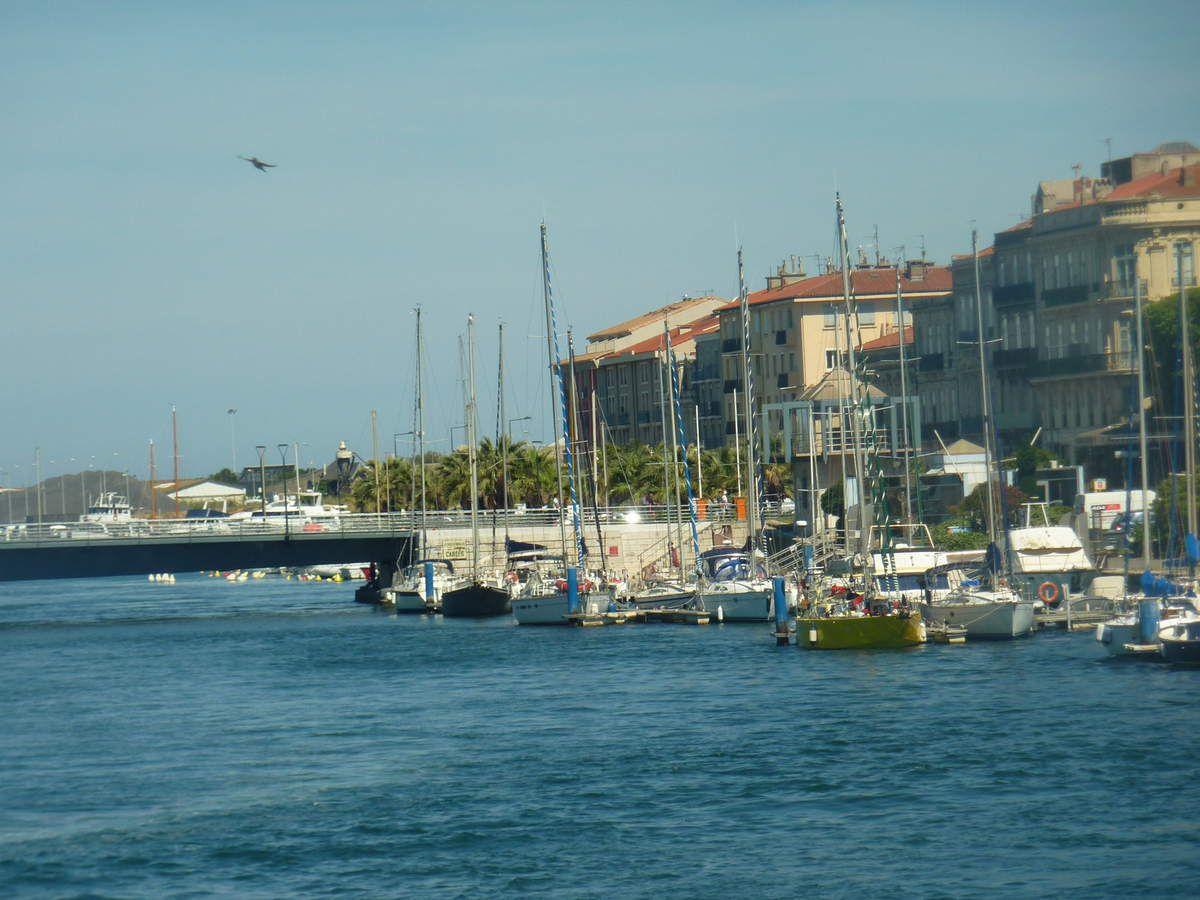 Sète, une ville méditerranéenne de rêve
