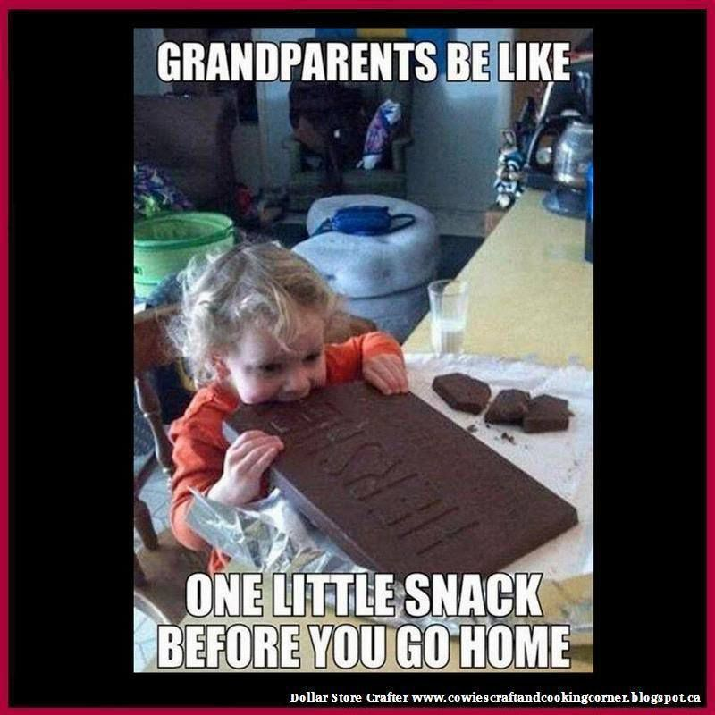 Grandparents Are The Best
