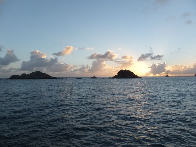 Saint Barth en vue