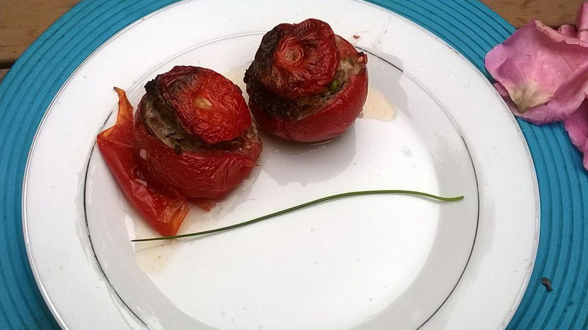 Tomates farcies du radin