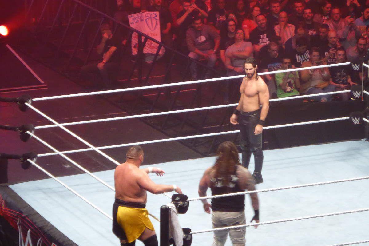 Raw à Lille