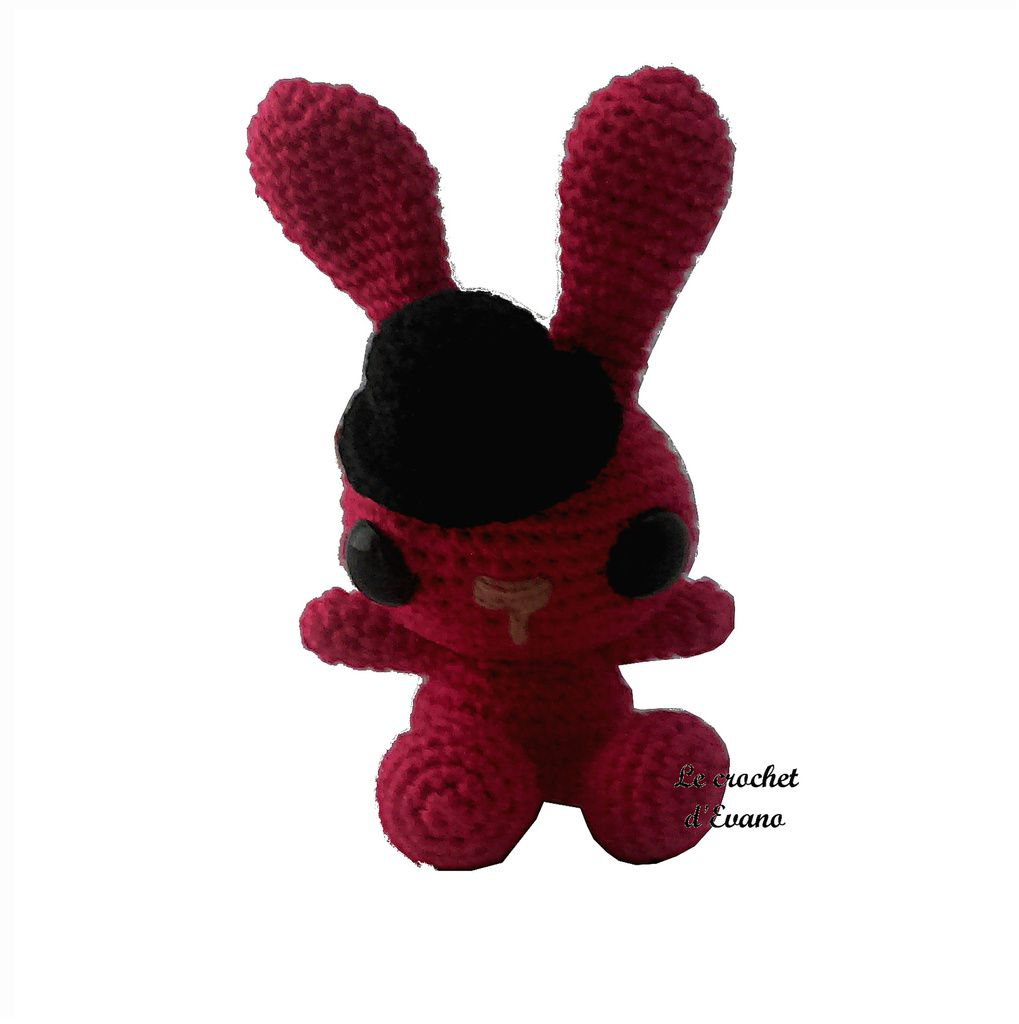 Little bunny red qui aura bientôt son article