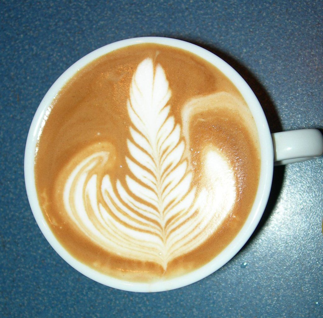 I love my lattes :)