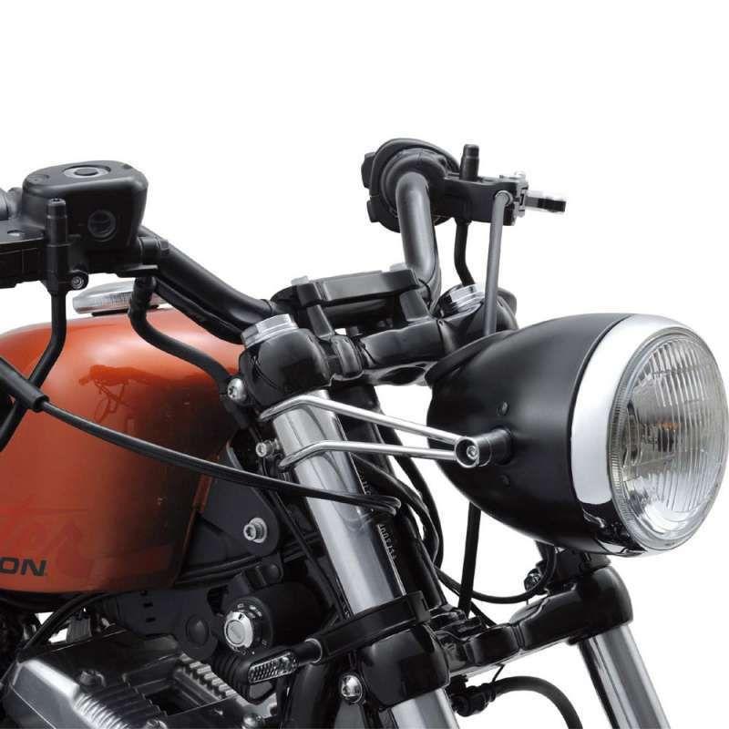 Régler un phare de moto !!!