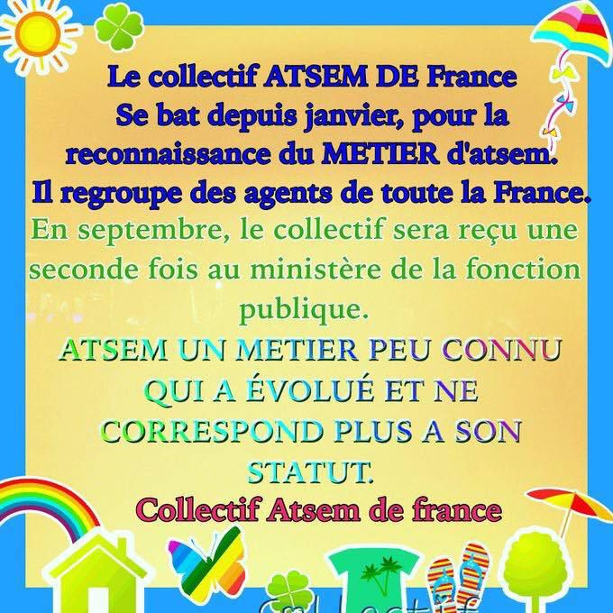 message au syndicat sep unsa de animateur atsem de france. Black Bedroom Furniture Sets. Home Design Ideas