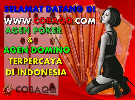 cobaQQ.com merupakan Agen Domino QQ, BandarQ, Web BandarQ, Game BandarQ Terbaik dalam dunia maya saat ini