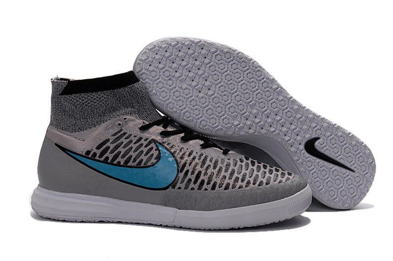 6030c57f01a6 Nike MagistaX Proximo IC - Wolf Grey Turquoise Bl-Black-Wolf Grey