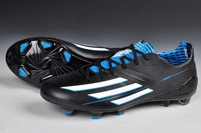 new arrival f1dcd 40f0b Part of the adidas Battle Pack, these f50 adizero football boots feature a  black and white colourway inspired by the warpaint of native warriors and  iconic ...
