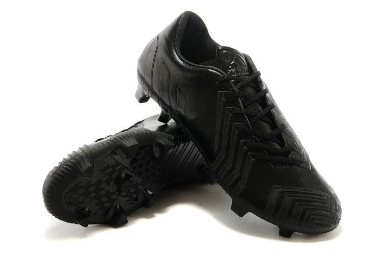 watch 3775d d109b Special Edition Constructed by adidas predator instinct fg tpu leather all  black football boots uk with a soft Super 10 synthetic material for  optimised ...