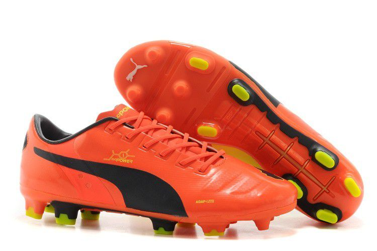 2b6c6be02 Puma evoPOWER 2 Mixed SG Soft Ground Fluo Peach-Ombre Blue-Fluo ...