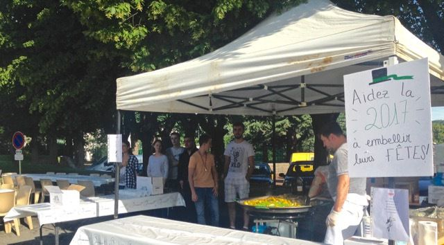 Paella samedi 25 juin 2016 organis par la classe 2017 for 25 juin 2016
