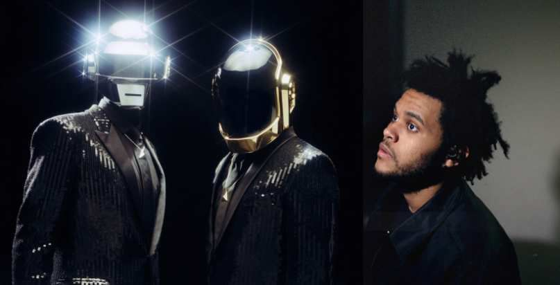 The Weeknd  feat Daft Punk - Starboy