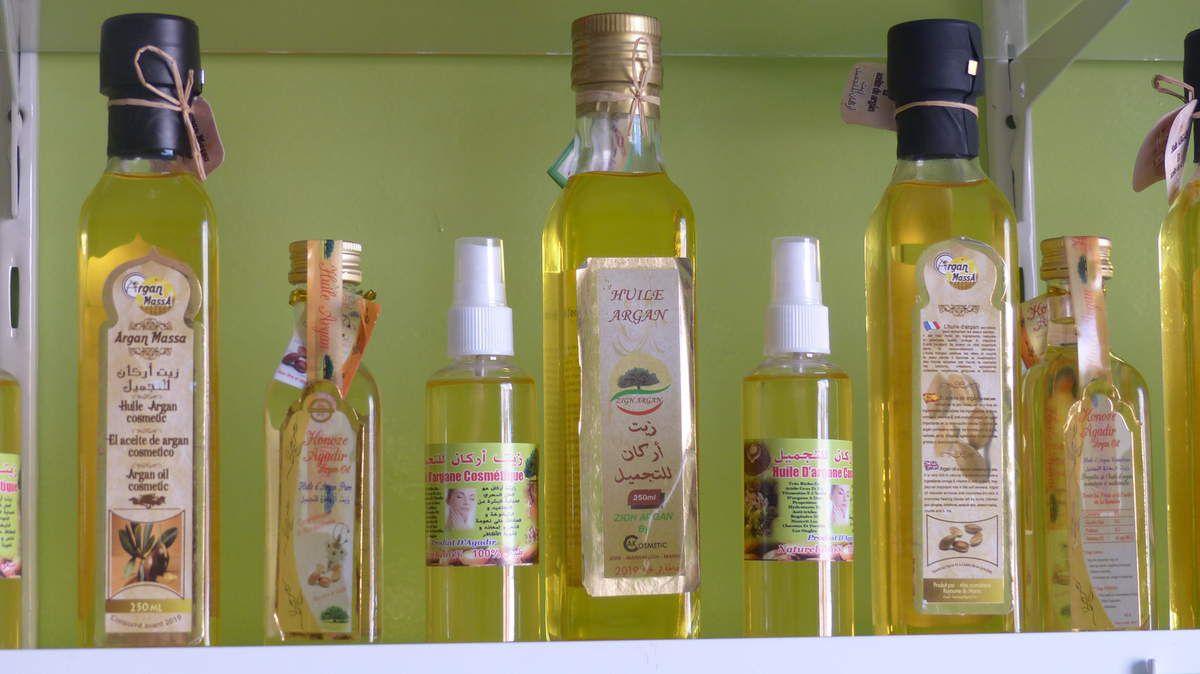 3 recettes beauté à base d'huile d'argan marocaine