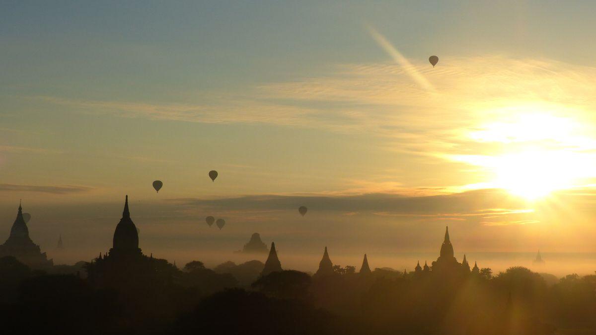 Bagan, la plus belle...