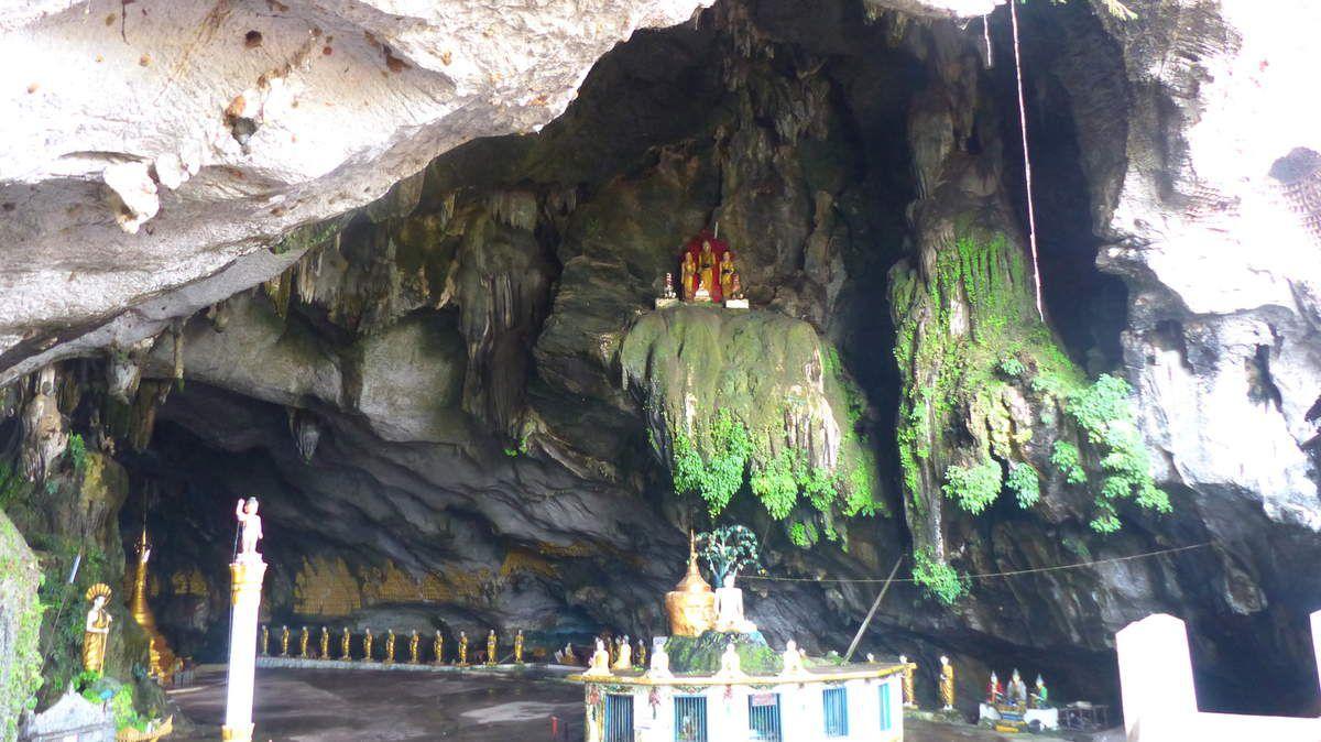 La grotte de Sadan et les paysages autour à couper le souffle