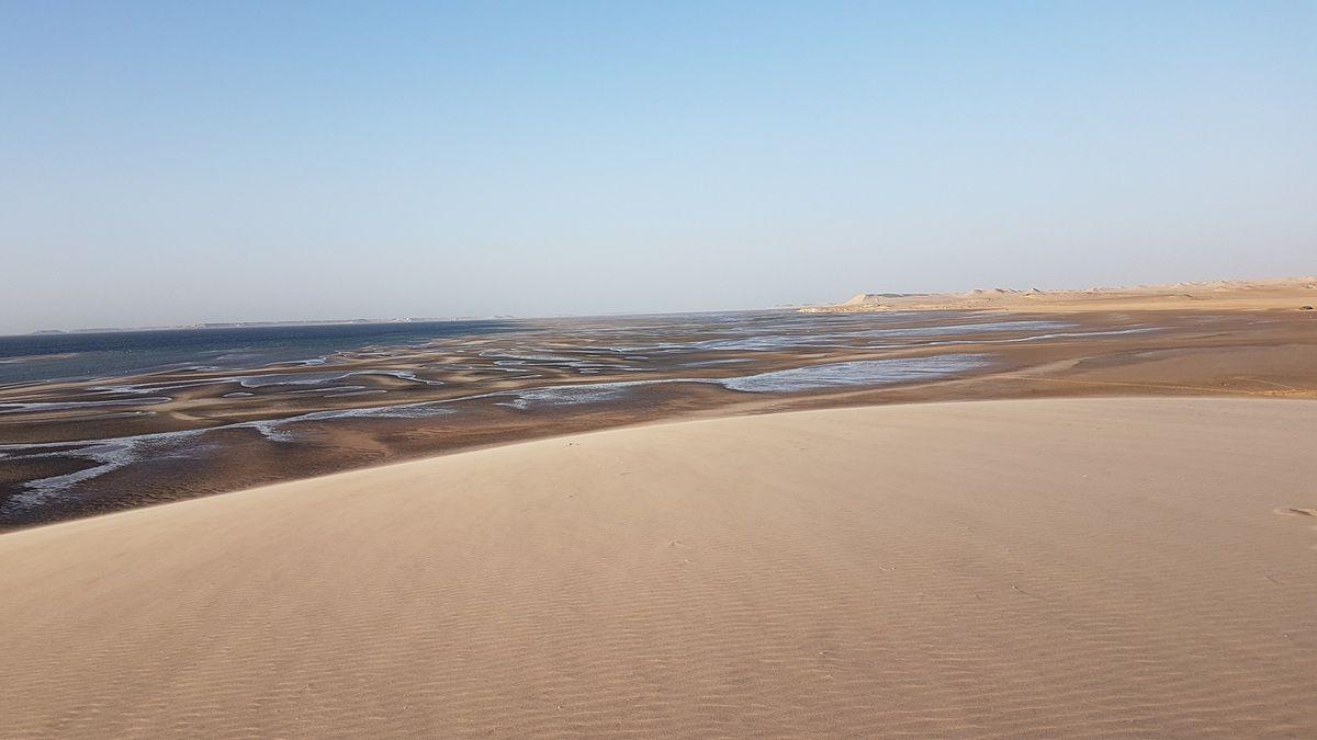Récit d'une journée d'excursion à Dakhla
