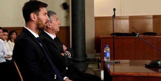 Barcelone : Lionel Messi condamné à 21 mois de prison pour fraude fiscale