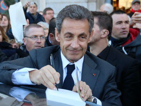 Rhône : déjà un comité de soutien à la candidature de Nicolas Sarkozy à la primaire des Républicains