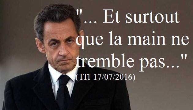 Nicolas Sarkozy vole la vedette aux romanciers de la rentrée