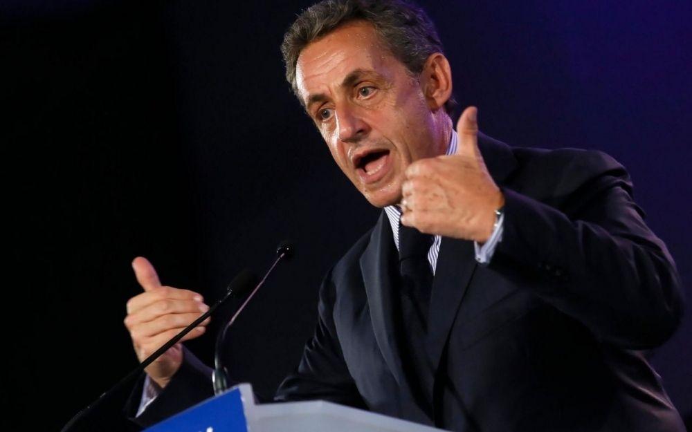 Nicolas Sarkozy ne lâche rien