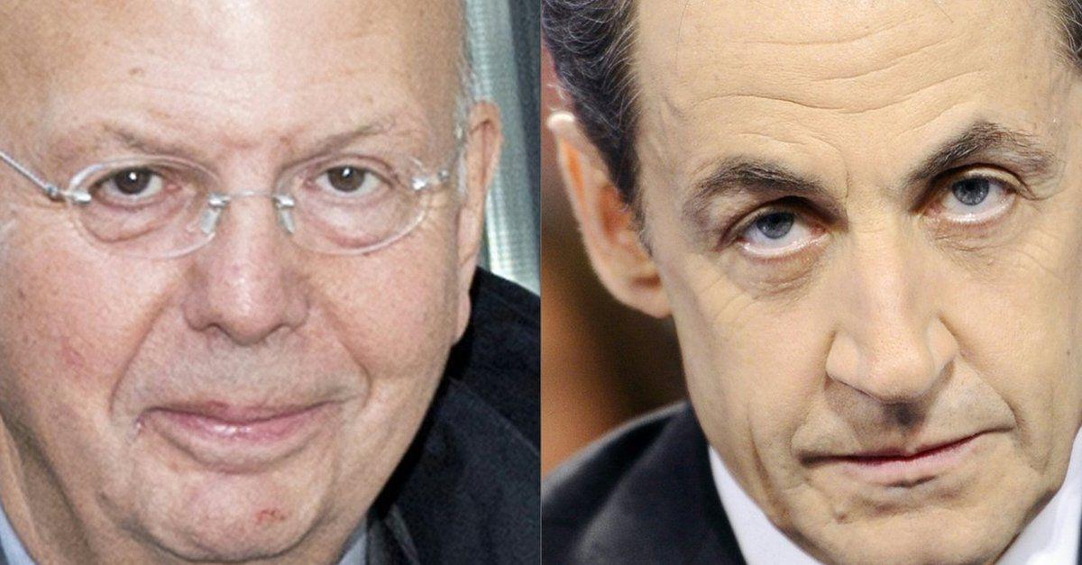 Patrick Buisson et Jean-François Copé s'attaquent à Nicolas Sarkozy