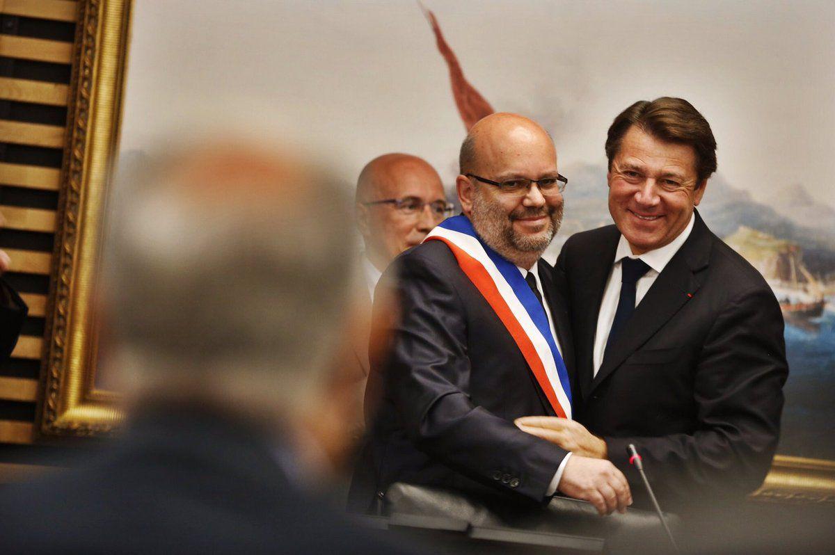 Grande surprise ! : Christian Estrosi se prononce en faveur du retour du cumul des mandats !