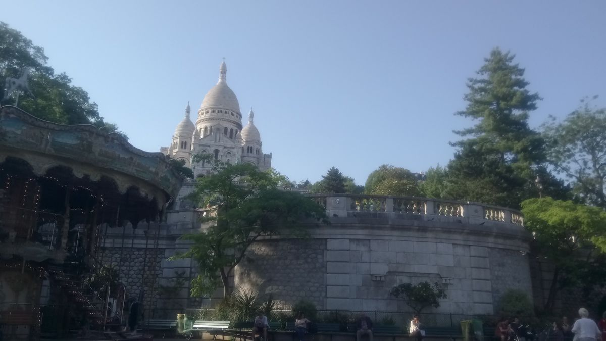 Escapade parisienne