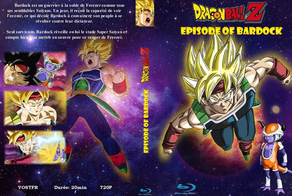 tout les episode de dragon ball z vf