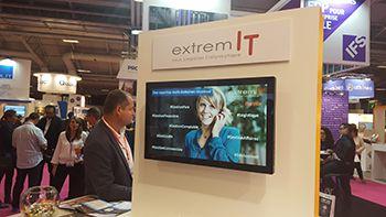 extremIT participe au Salon ERP en partenariat avec Cegid