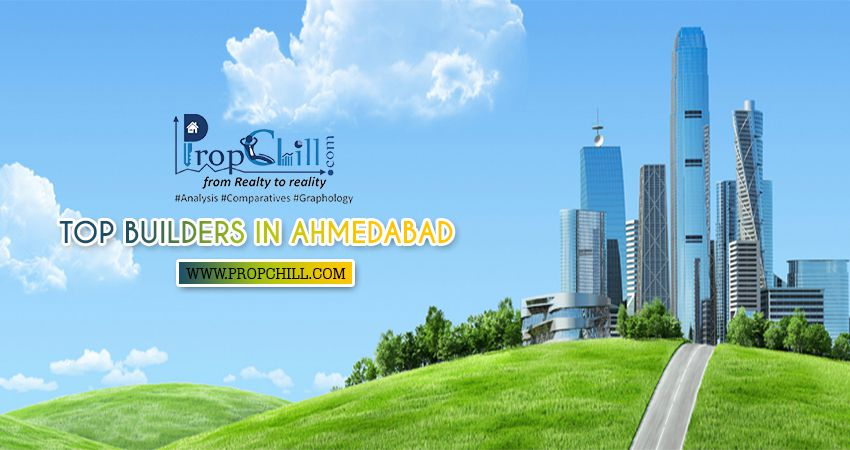 Find the list of real estate builders in Ahmedabad with PropChill with complete details of residential projects offered by the developers in city.