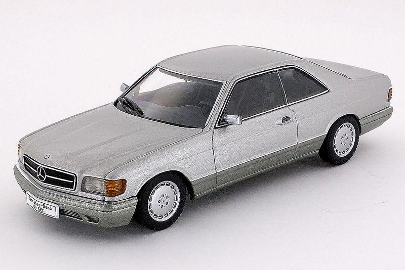 Mercedes-Benz 500 SEC - 1986 - AutoArt - 1/43ème