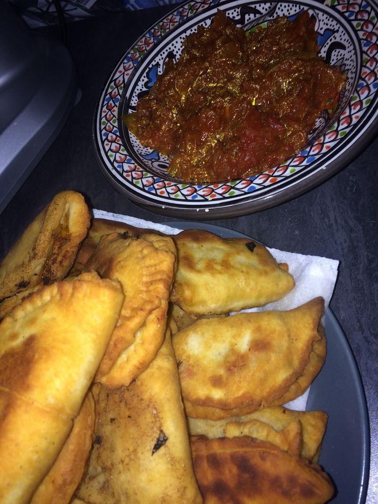 Pastels Sénégalais au thon