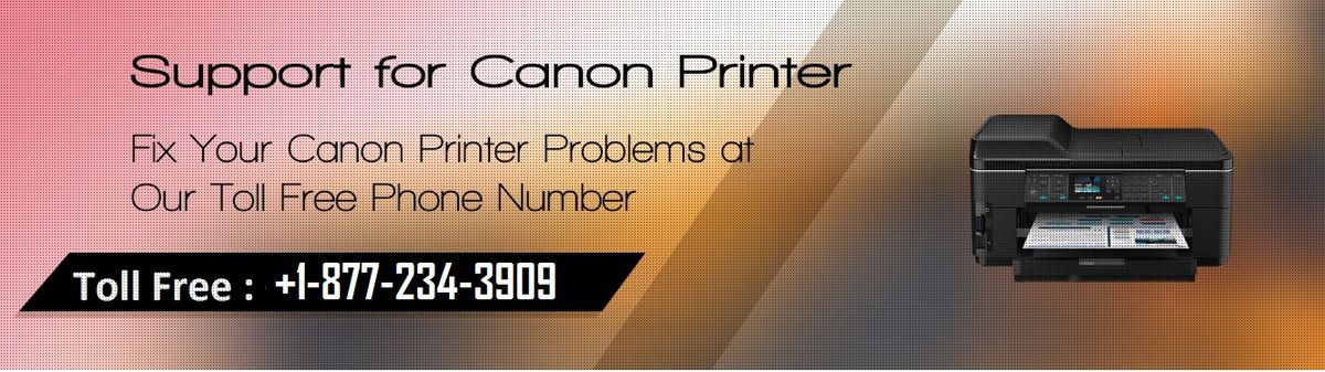 Canon Printer Customer Service 877 234 3909 Tech Support Number USA Canada