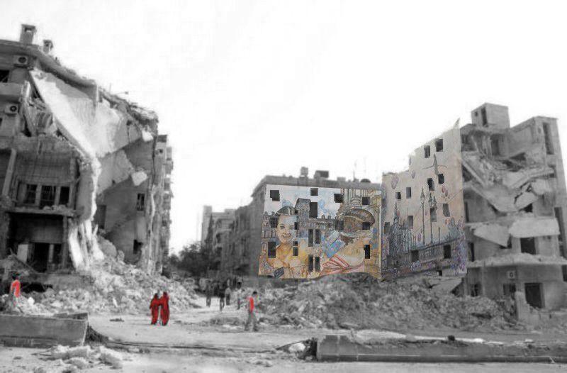 Bulles d'oxygène pour les enfants d'Alep! Qu'ils puissent vivre en paix!