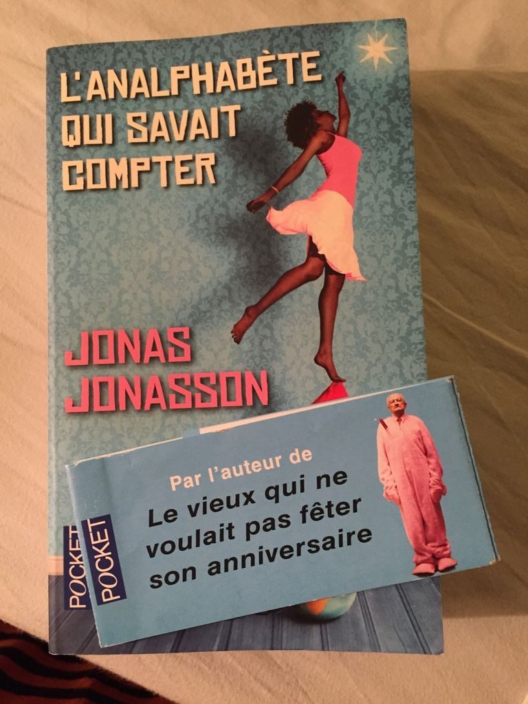 L'analphabète qui savait compter, Jonas Jonasson, Pocket