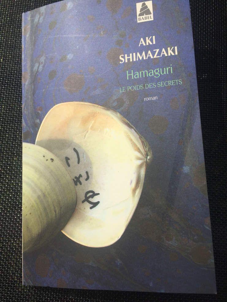 Hamaguri, Aki Shimazaki, Babel